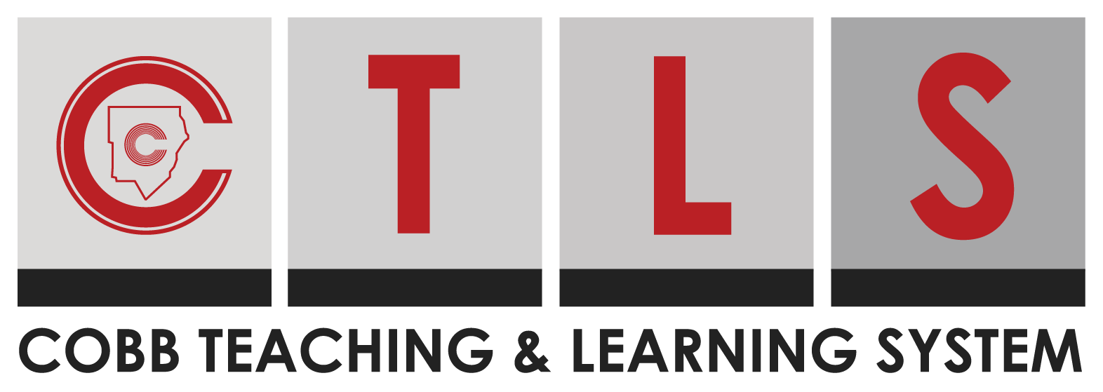 Cobb Teaching and Learning System Logo